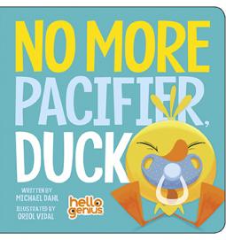 No more pacifier