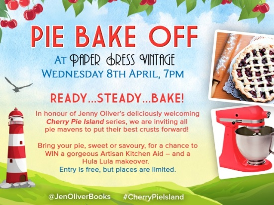 Pie Bake Off