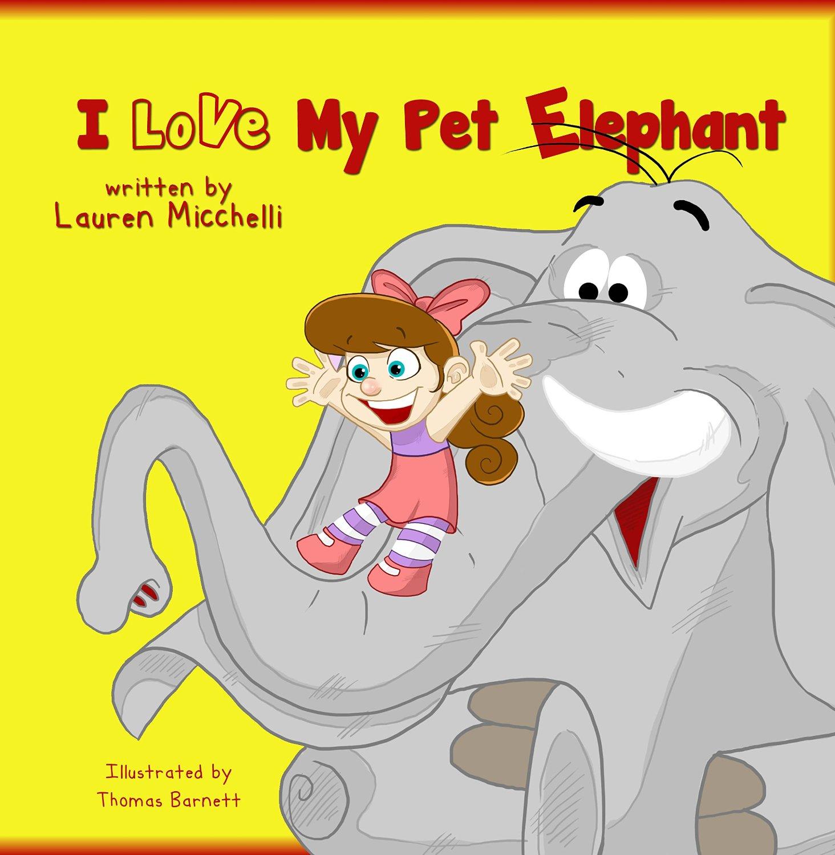 my pet elephant essay