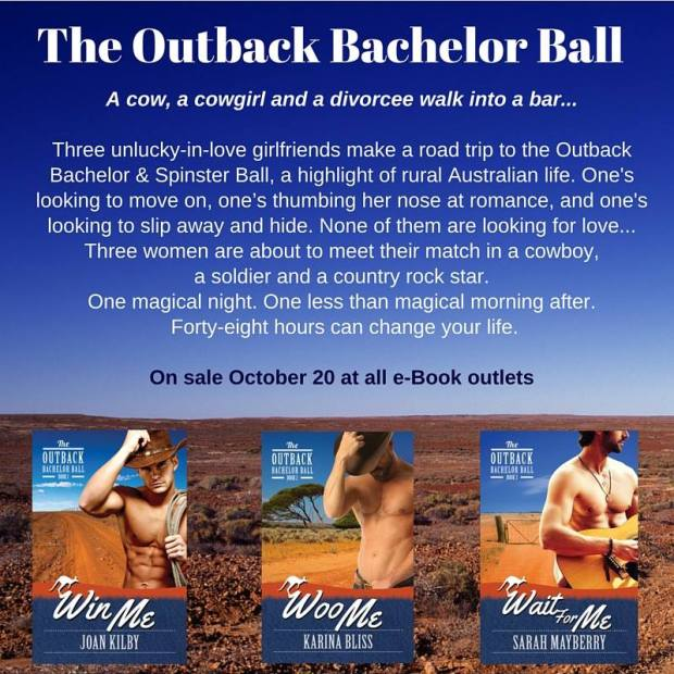The Outback Bachelor Ball