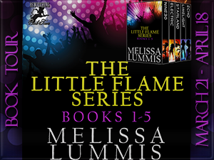 The Little Flame Series Button 300 x 225