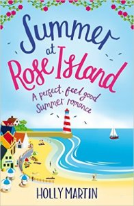 Summer at Rose Island cover