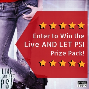 Enter the Live AND LET PSI Gift Basket Giveaway!