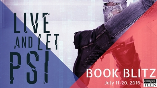 Live and Let Psi Book Blitz