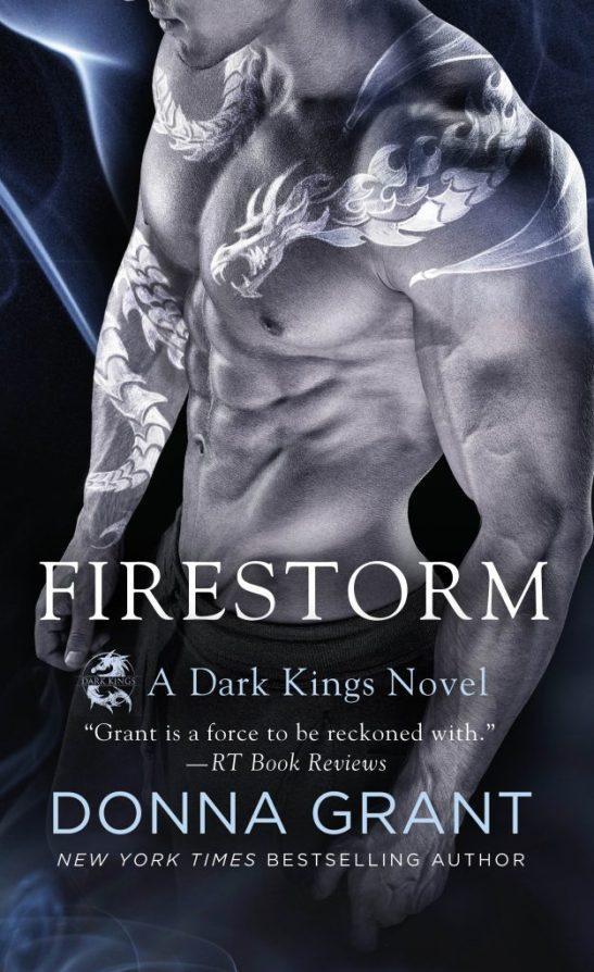 Firestorm (Dark Kings Series, #10)